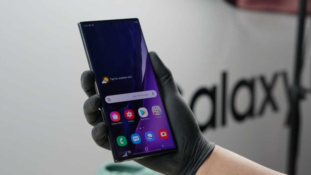 10 Fitur Unggulan Samsung Galaxy Note20 Ultra