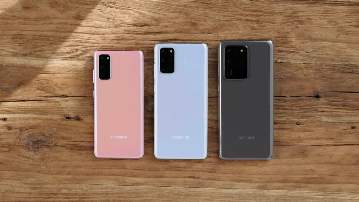 Samsung Diam-diam Hentikan Produksi Jajaran Galaxy S20?