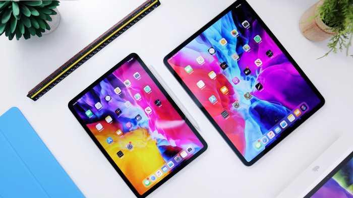Apple iPad Mini Pro 8,9 Inci dengan Face ID Rilis Sebentar Lagi?