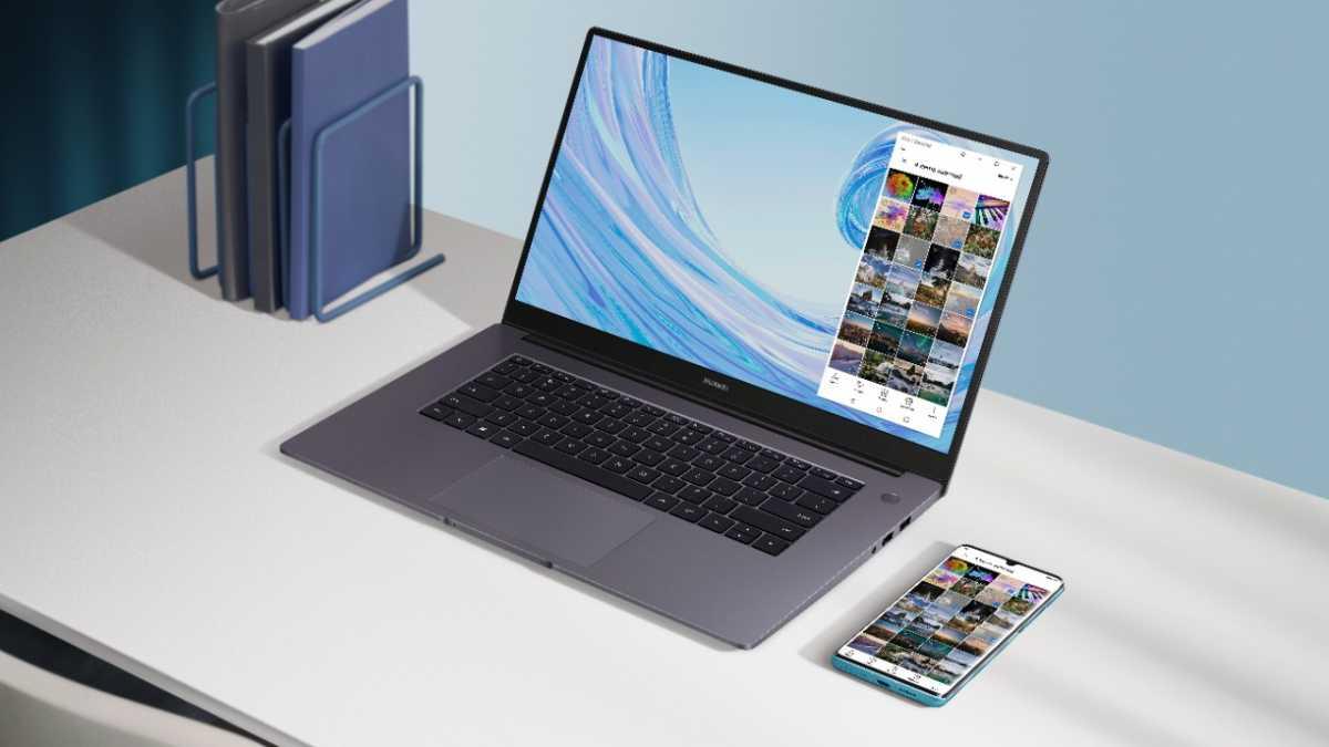 6 Fitur Penting di Huawei MateBook D15
