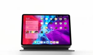 iPad Pro baru ini sudah bisa dipesan online. Harganya dibanderol mulai USD 799. (dok. Apple)