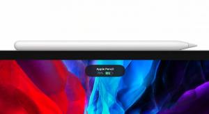 Belum afdol jika iPad Pro tak dilengkapi oleh kehadiran iPencil untuk memudahkan produktivitas. (dok. Apple)