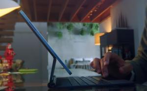Bahkan, iPad Air 4 mendukung Magic Keyboard yang awalnya baru tersedia untuk iPad Pro 2020.