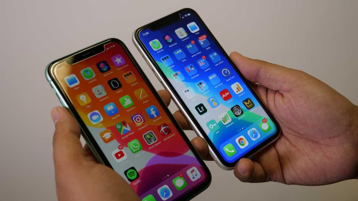 Q2 2020, Pasar Smartphone Turun 14 Persen Tapi Apple Naik