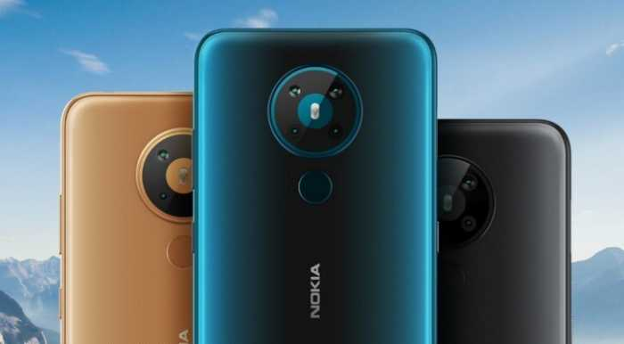 Nokia 5.4 Bakal Meluncur Akhir Tahun, Punya 4 Kamera Belakang