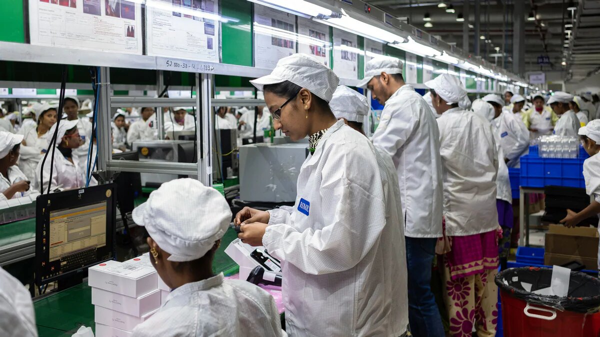 Investasi Pabrik iPhone di India Ditambah Rp14 T, Buka 6 Ribu Lapangan Pekerjaan