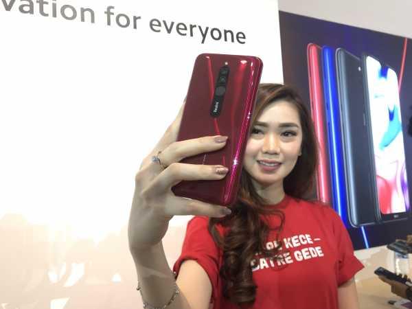 Demi Mi Mix 4, Xiaomi Patenkan Teknologi Kamera Tersembunyi di Bawah Layar