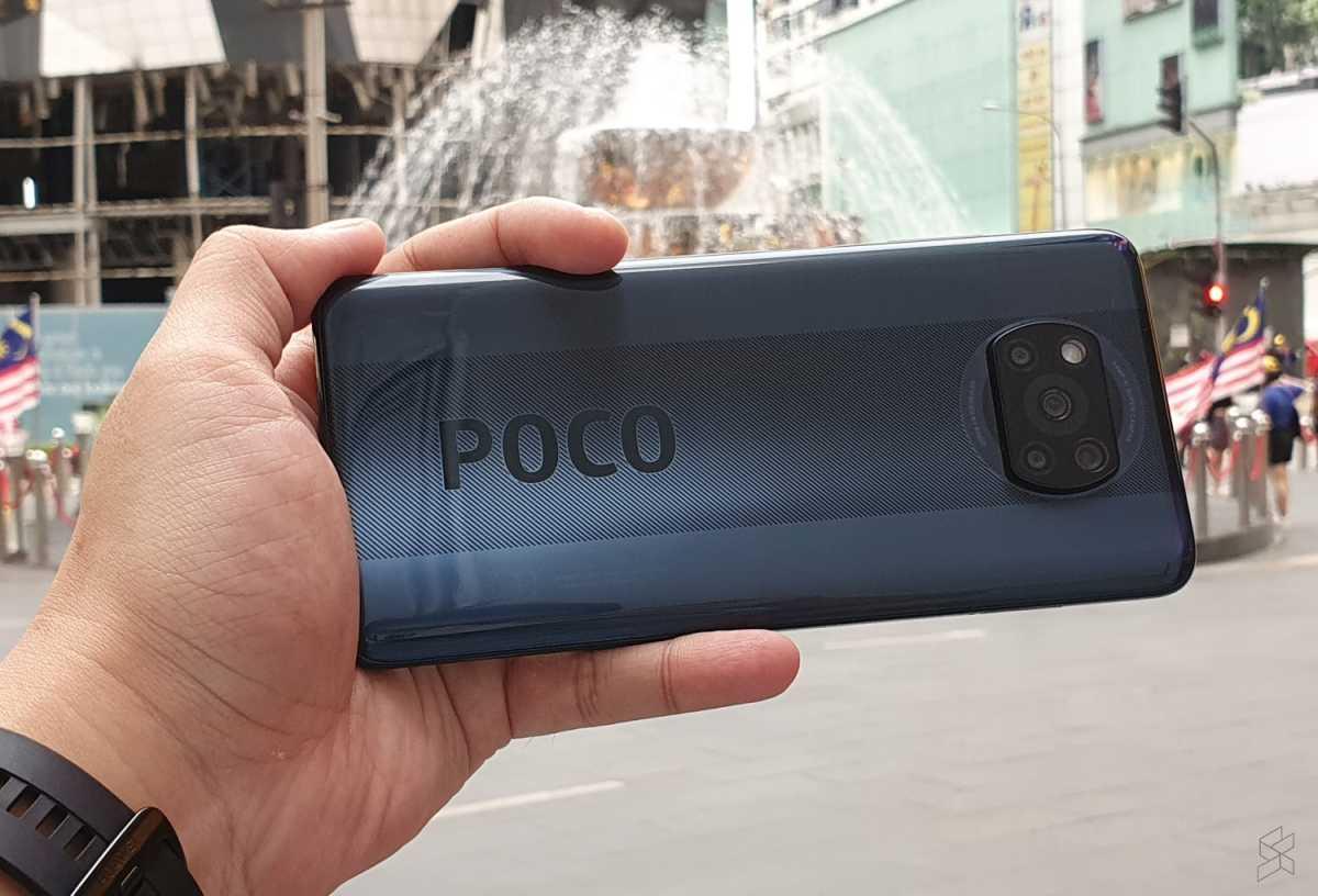 Poco X3 Resmi Meluncur, Pakai Snapdragon 732G Cuma Rp3,4 Juta