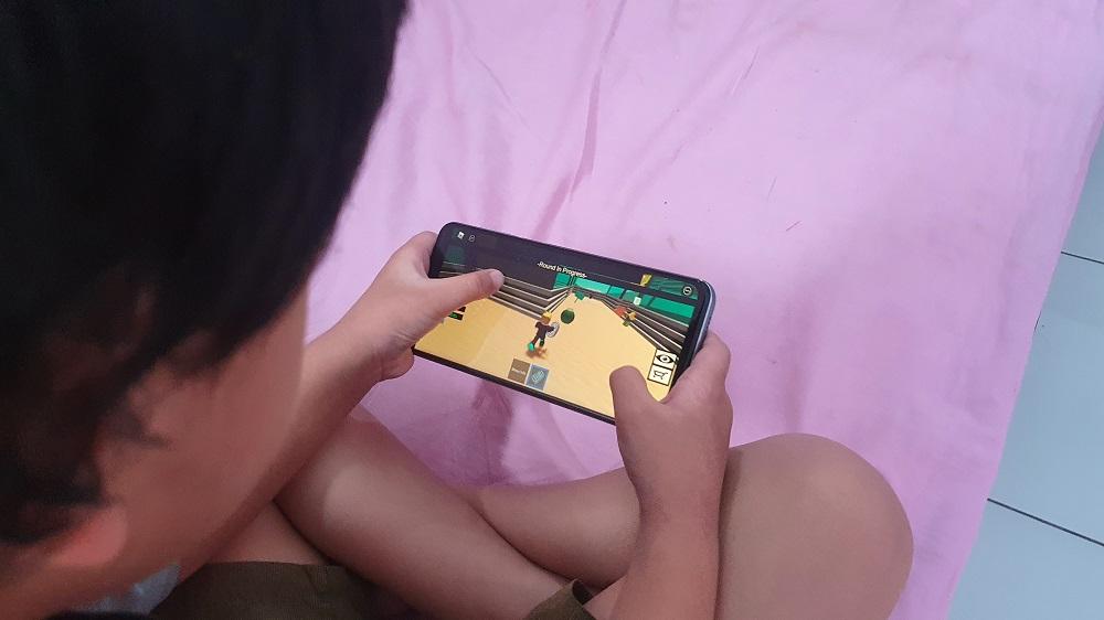 redmi note 9 pro - game