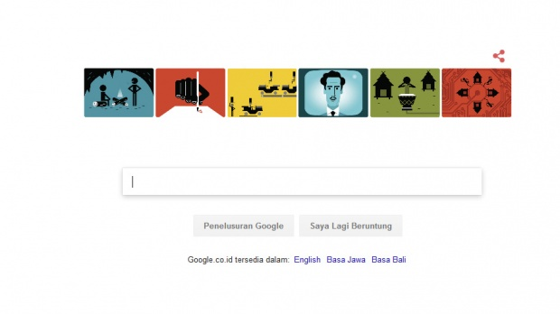 Google Doodle Hari Ini: Marshall McLuhan, Si Peramal Internet