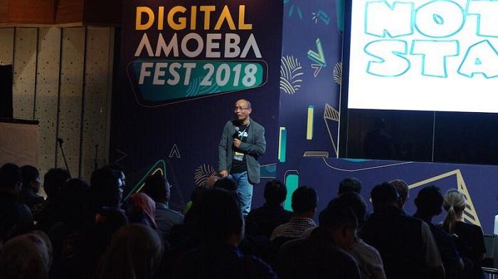 Digital Amoeba Telkom Bawa Perubahan Besar
