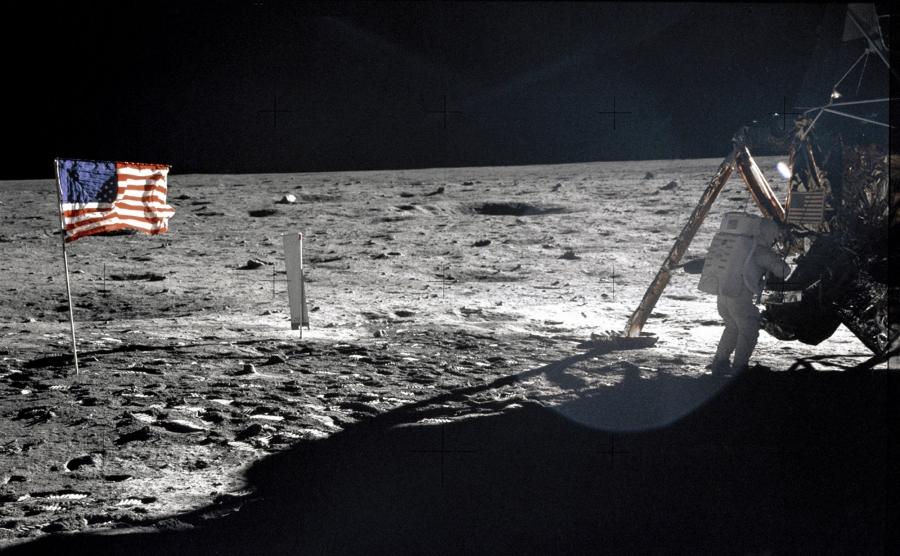 5 Fakta yang Gak Banyak Diketahui di Balik Misi Bulan Apollo 11