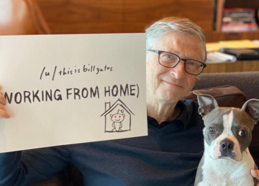 Pemerintah AS Hentikan Program Pengujian Corona yang Didanai Bill Gates