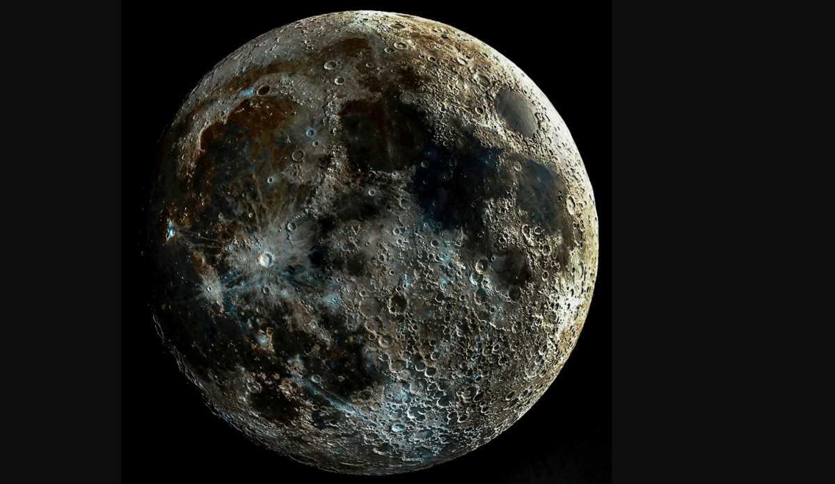 Foto Bulan Paling Jelas di Dunia Ini Bikin Kagum
