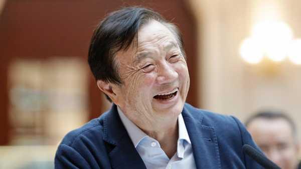Bos Huawei Gak Gentar dengan Pemblokiran di AS