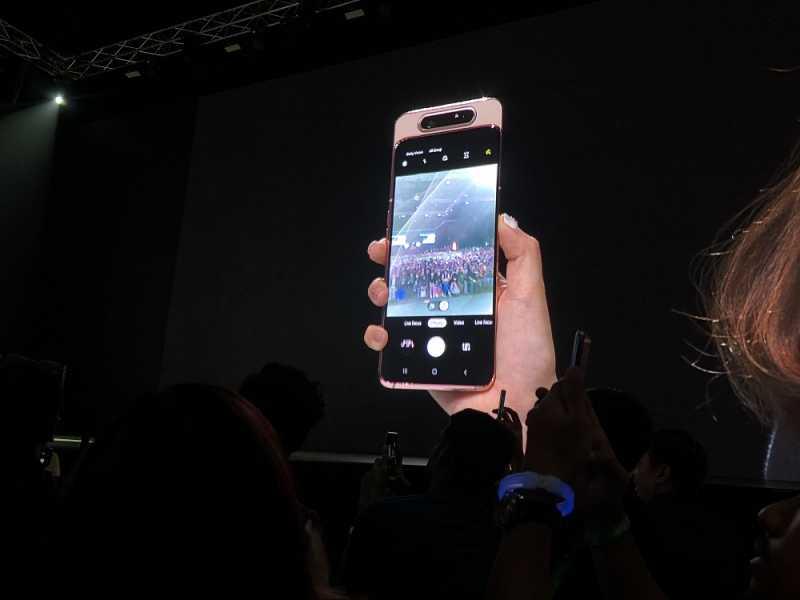 Harga Samsung Galaxy A80 di Atas Rp 8 Juta?
