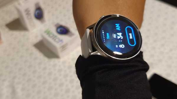 Galaxy Watch Active dan Galaxy Buds Dijual Akhir Maret Harganya?
