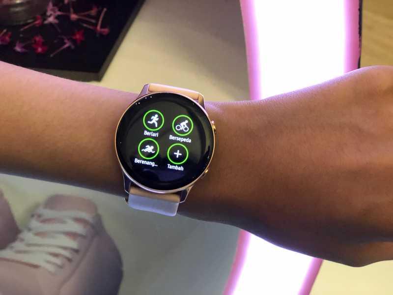 Kapan Galaxy Watch Active Hadir di Indonesia?