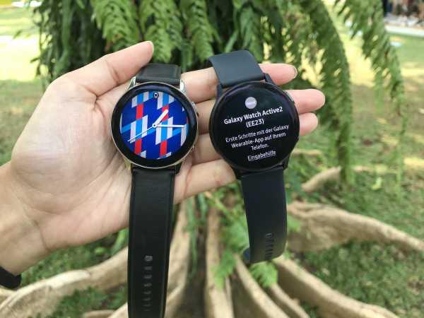 Jam Pintar Galaxy Watch Active2 Dirilis Harganya Mulai Rp4 Jutaan