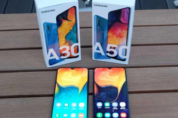 5 Perbedaan Samsung Galaxy A30 dan A50, Lebih Unggul Mana?
