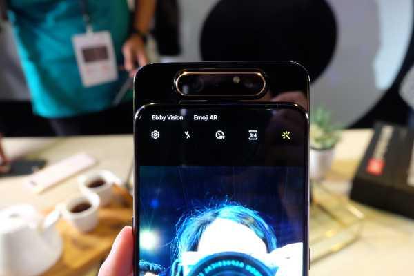 Kamera Galaxy A80 Bisa Berputar, Apa Gak Cepat Rusak?