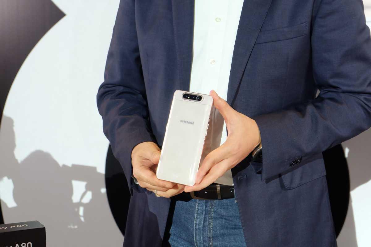 6 Fitur yang jadi Pertimbangan Sebelum Membeli Galaxy A80