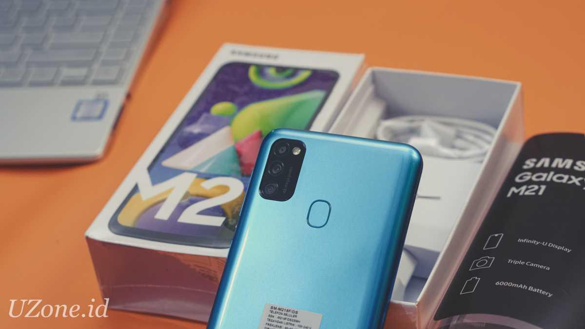 Unboxing Samsung Galaxy M21: Beli Ponsel Rp 3,2 Juta Dapatnya Apa Aja?