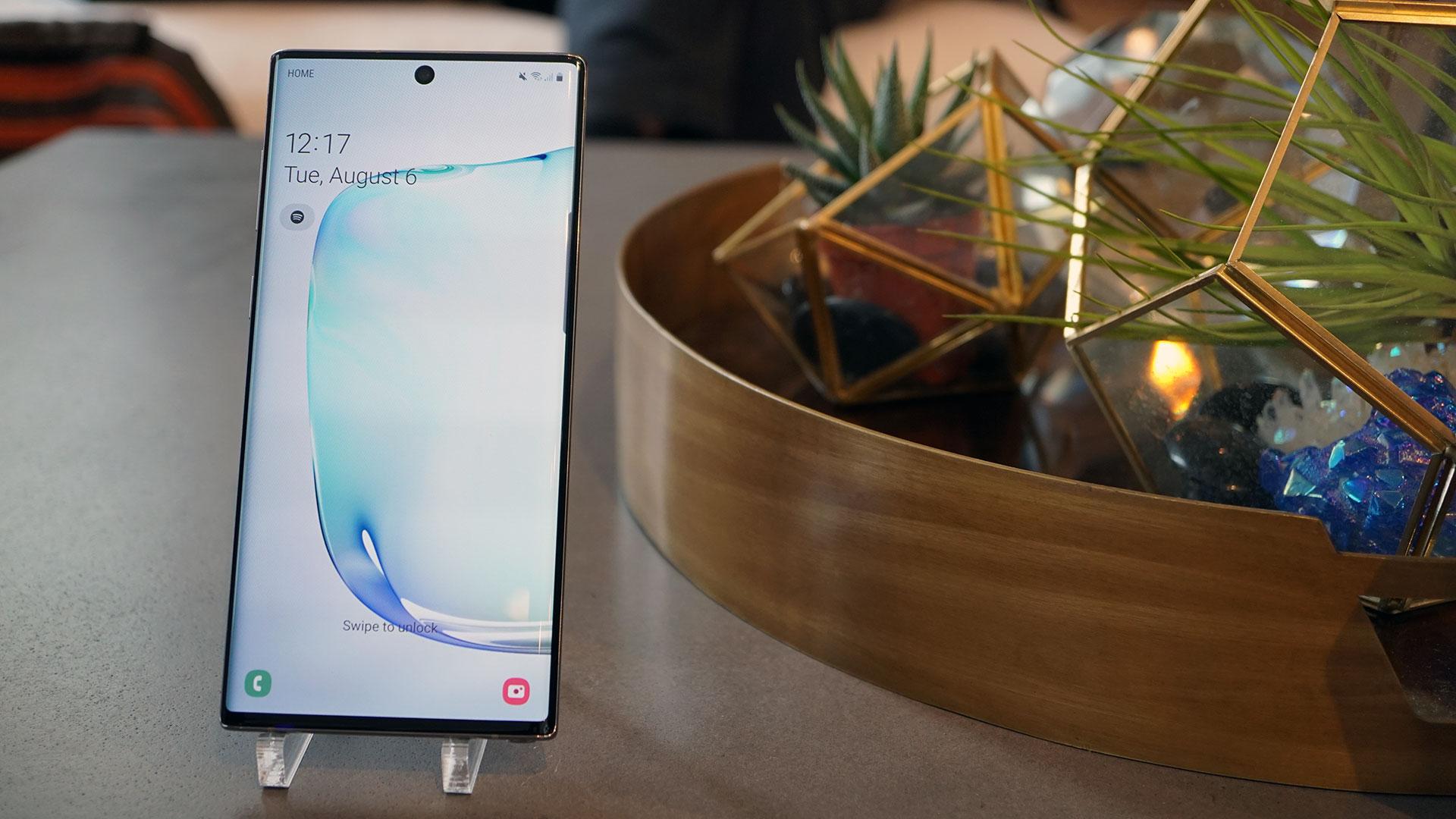 Laporan dari New York: Samsung Galaxy Note 10 dan Note 10+, Apa Bedanya?