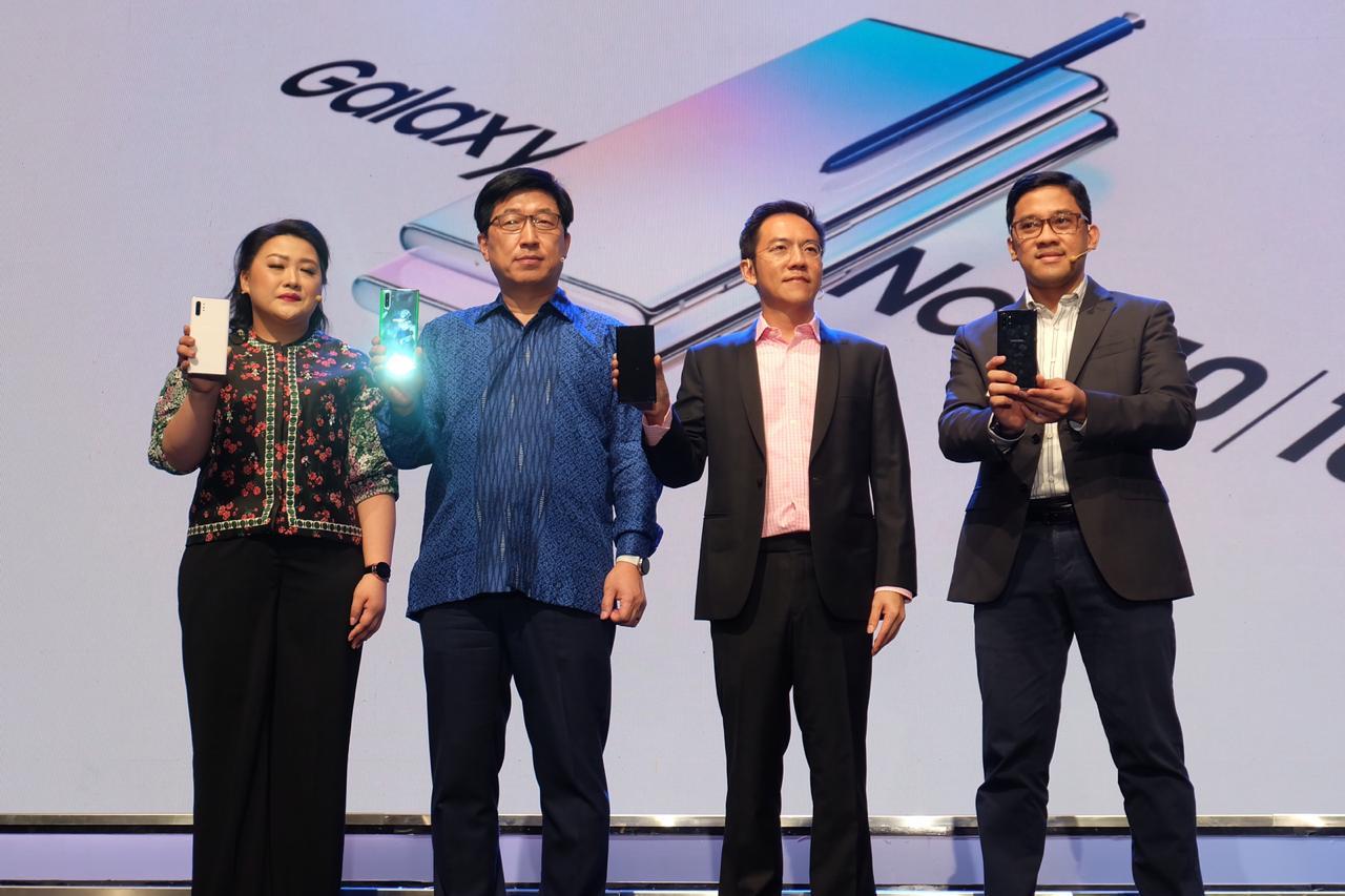 Selamat Datang Duo Galaxy Note 10 di Indonesia