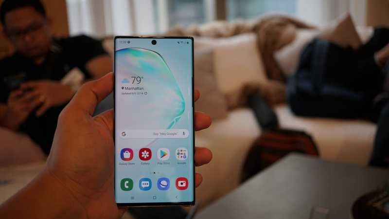 VIDEO: Galaxy Note 10 Bikin Kamu Kayak Penyihir!