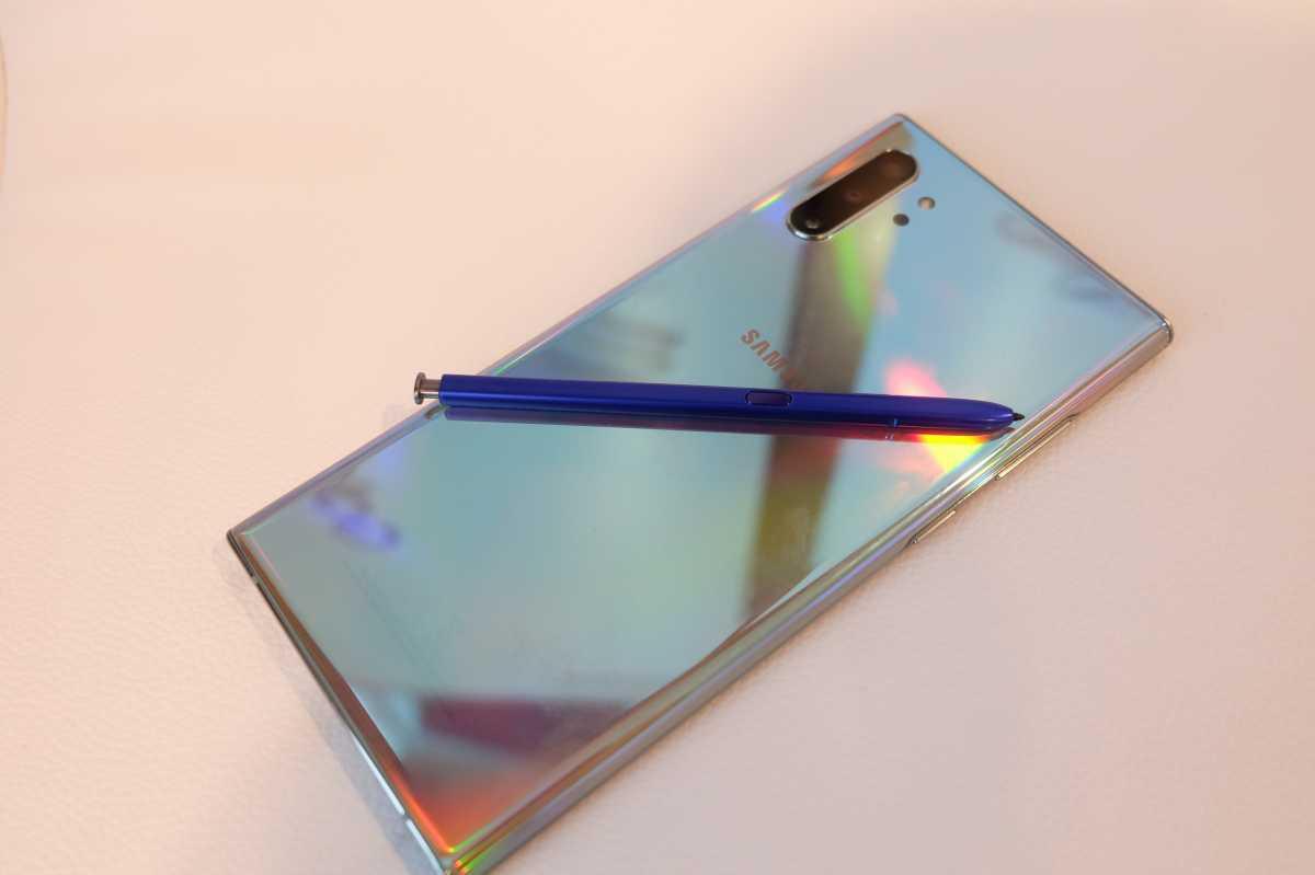 Spesifikasi Galaxy Note 20 Terungkap, Tak Ada Varian Ultra