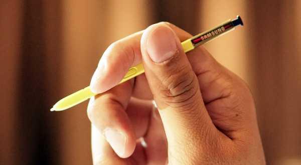 Sebentar Lagi Bisa Foto-foto Pakai S Pen Samsung