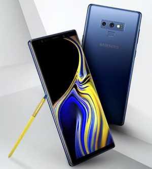 Samsung Galaxy Note 9 Bakal Dirilis dengan Stylus Nyentrik?