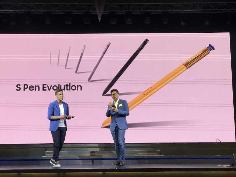 5 Hal Keren dari S-Pen Galaxy Note 9
