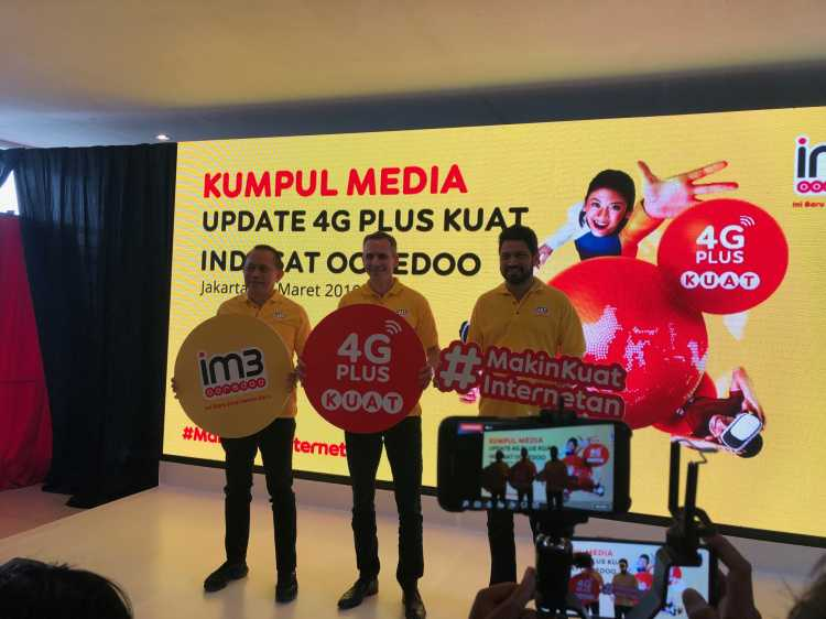 4G Indosat Ooredo Sudah Hadir di 442 Kota di Indonesia