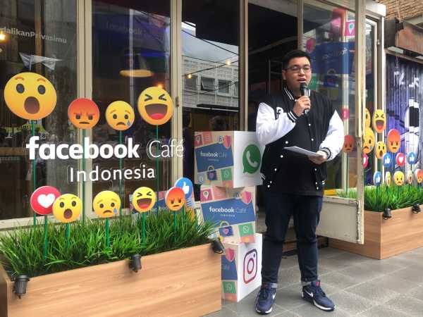 Facebook Buka Cafe di Jakarta, Isinya Gak Cuma Makanan & Minuman