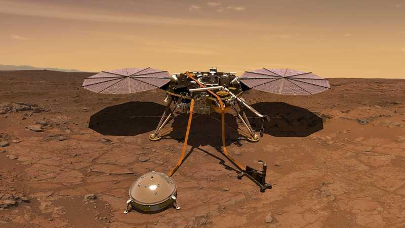 5 Fakta yang Harus Kamu Tahu tentang Pendaratan Robot Antariksa NASA di Mars
