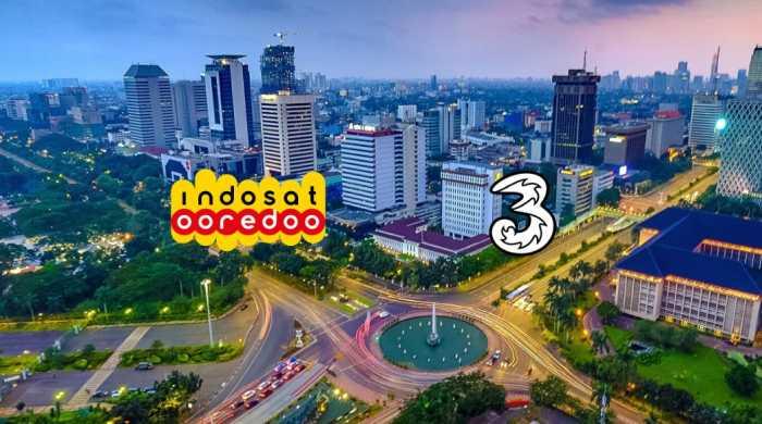 Hasil Merger Indosat dan Tri Belum Bisa Mengalahkan Telkomsel