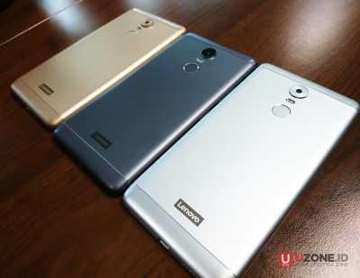 K6 Note Ponsel Hiburan Terbaru Lenovo