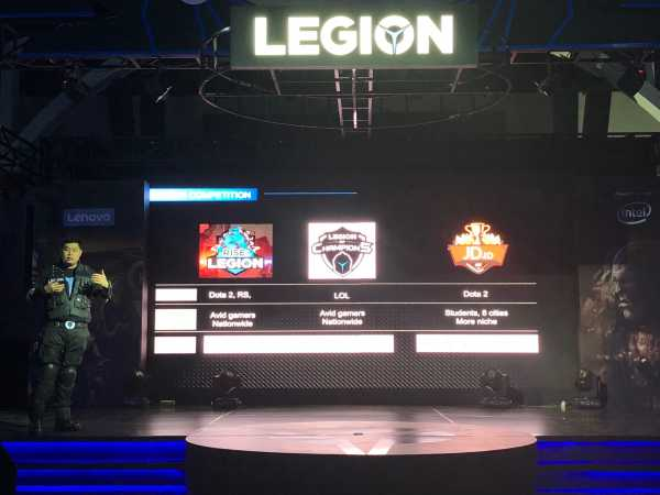 Lenovo Gelar 3 Kompetisi <i>eSports</i> Tahun Ini
