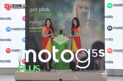 Moto G5S Plus Resmi Meluncur, Harganya Rp 2,99 Juta