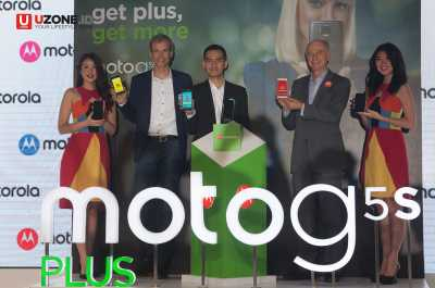 Motorola Rilis 3 Ponsel Terbaru