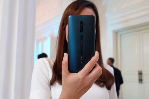 Bocoran Baru Tampang Oppo Reno 2Z, Gak Ada Kamera 'Sirip Hiu'?