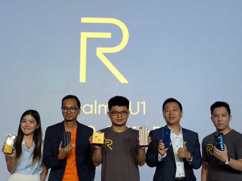 Punya Fitur Komplit, Realme U1 Dijual Mulai Rp 2,5 juta