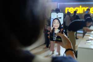 Di Ajang Belanja Online 11.11 Penjualan Realme Cetak Rekor