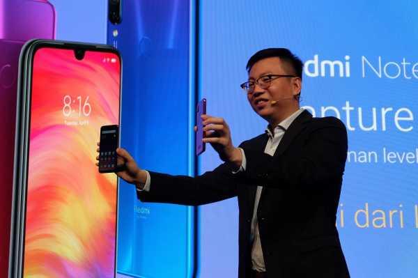 Redmi Note 7 Dijual di Indonesia Mulai Rp1,9 Juta