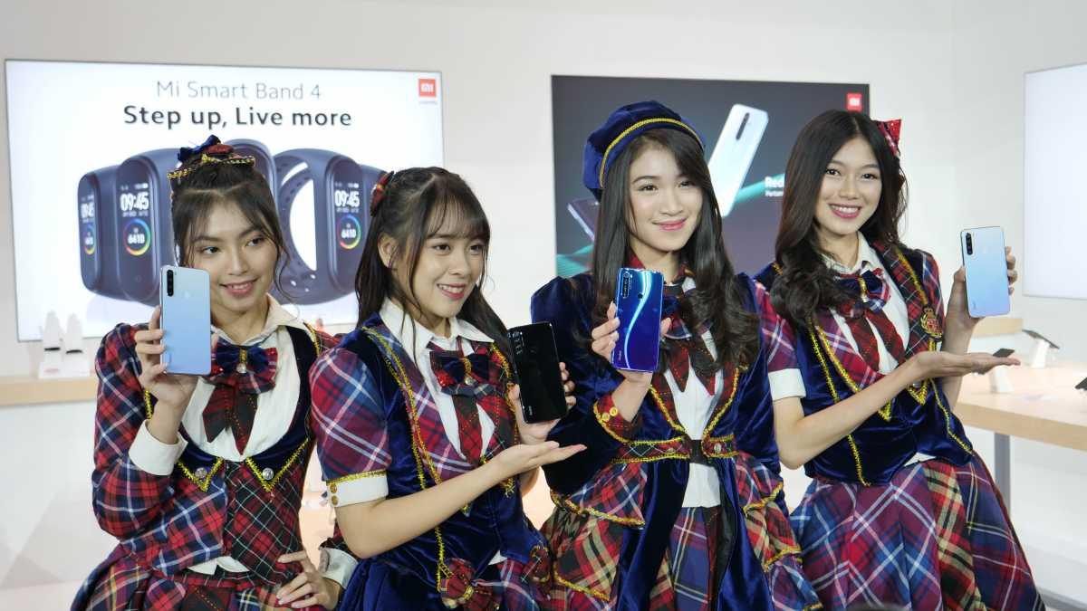 FOTO: Lebih Dekat dengan Duo Redmi Note 8 dan 8 Pro