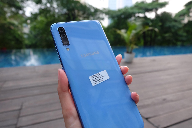 Daftar Ponsel Samsung yang Dapat <i>Update</i> Android 10