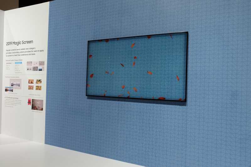 Laporan dari Singapura: Fitur ini Bisa 'Sulap' TV Pintar Samsung Jadi Album Foto