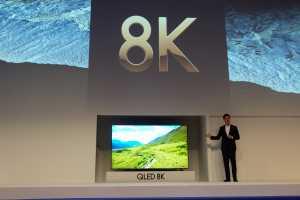 Susul Samsung, Huawei Kepincut Rilis TV Pintar Resolusi 8K